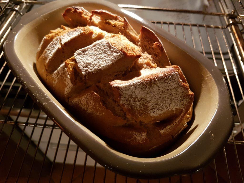 Kellerbier Brot