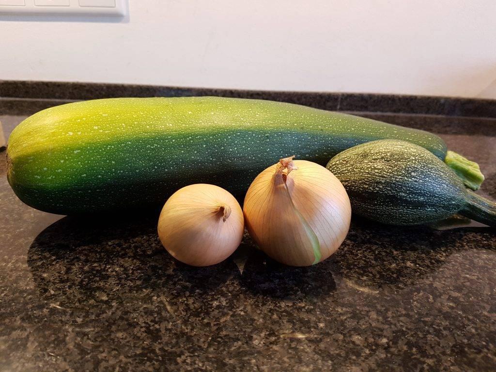 Riesen Zucchini